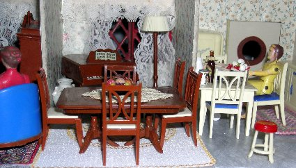 Collector S Fever Coveting Dollhouse Furnishings