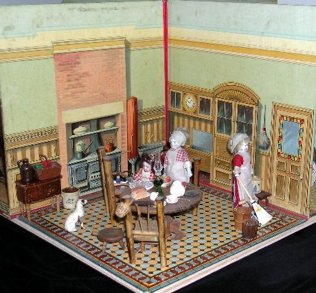 Sensational Dollhouses History Download Free Architecture Designs Scobabritishbridgeorg