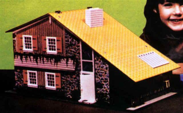Lundby Gothenburg Dollhouse