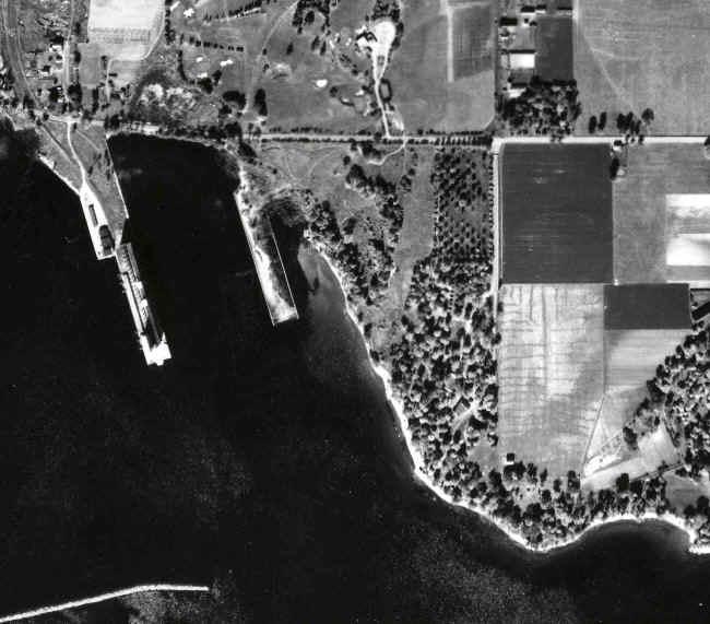 Lake ontario park area for West motor company kingston